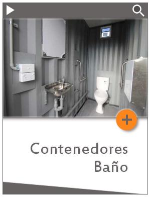 Contenedores Baño - Cumbre Ltda.