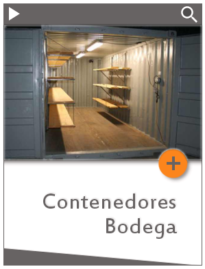 Contenedores Bodega de Cumbre Ltda. Containers