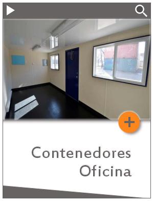 Contenedors Oficina . Cumbre Ltda.